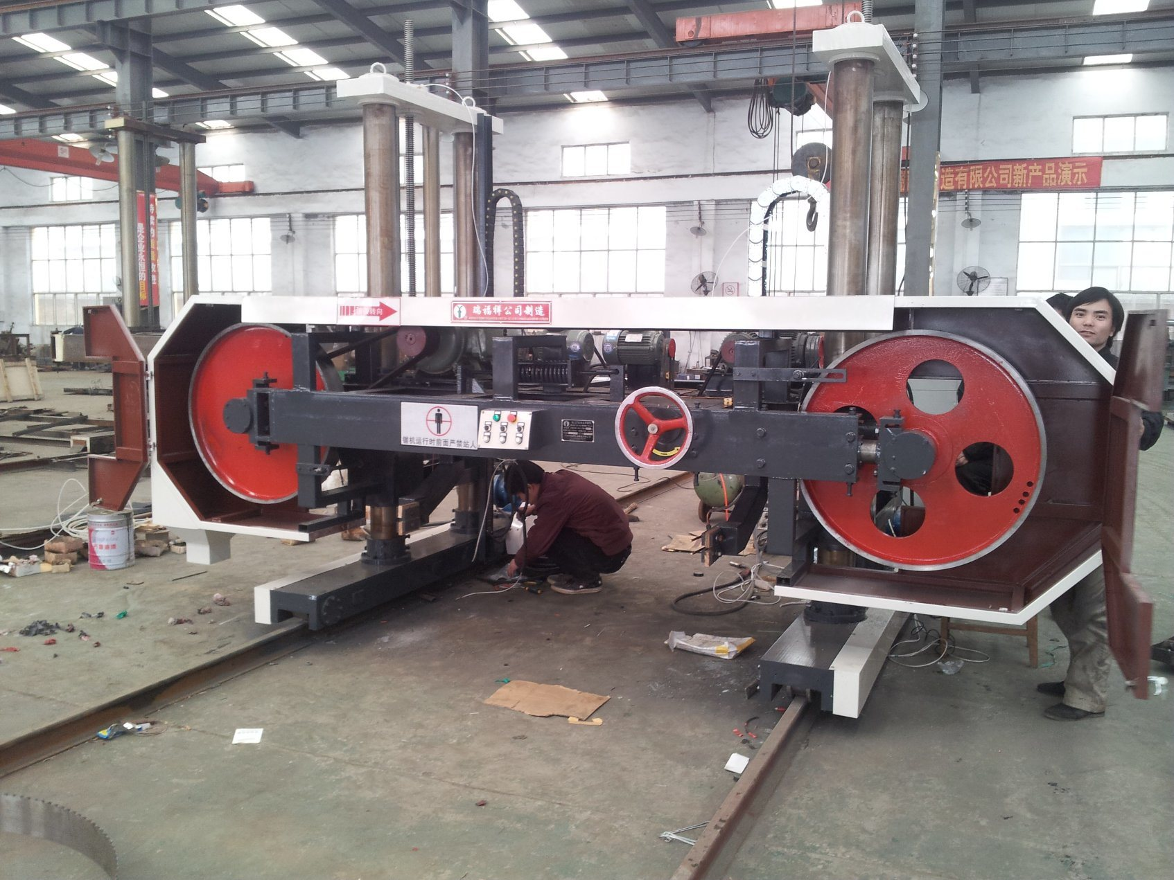 42 Inch Used Sawmills for Sale Mj3710
