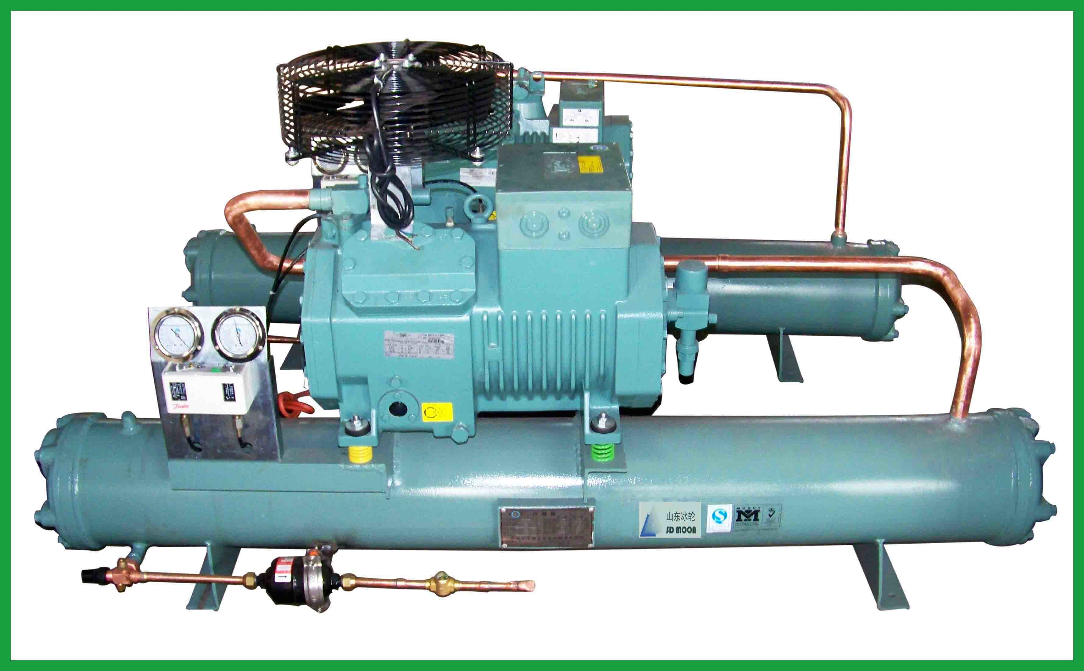 China Screw Water Chiller (SCBL 8W) Photos & Pictures Made in china  #1AA141