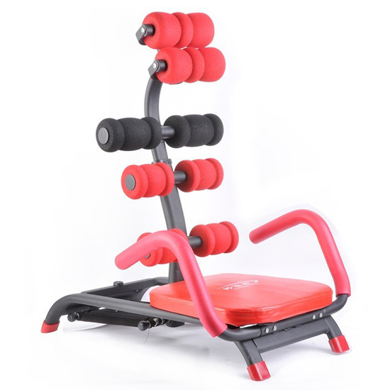Fitness Equipment Advertisements: China Top 1 New Ad Rocket/Total Core SF002AB1 Best Fitness