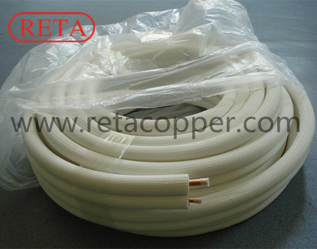 Pair Insulatied Copper Coil for Refrigeration