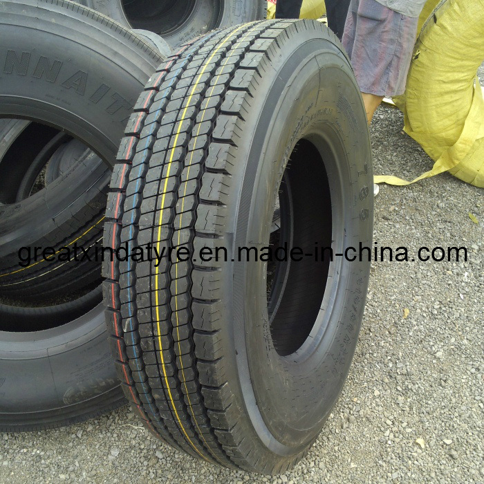 Radial Truck and Bus Tire, PCR and TBR Tire, Tubeless Car Tire (11.00R20, 12.00R20)