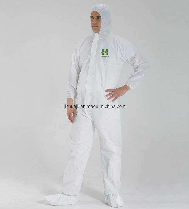 Non-Woven Protective Safety Clothing (JK37001)