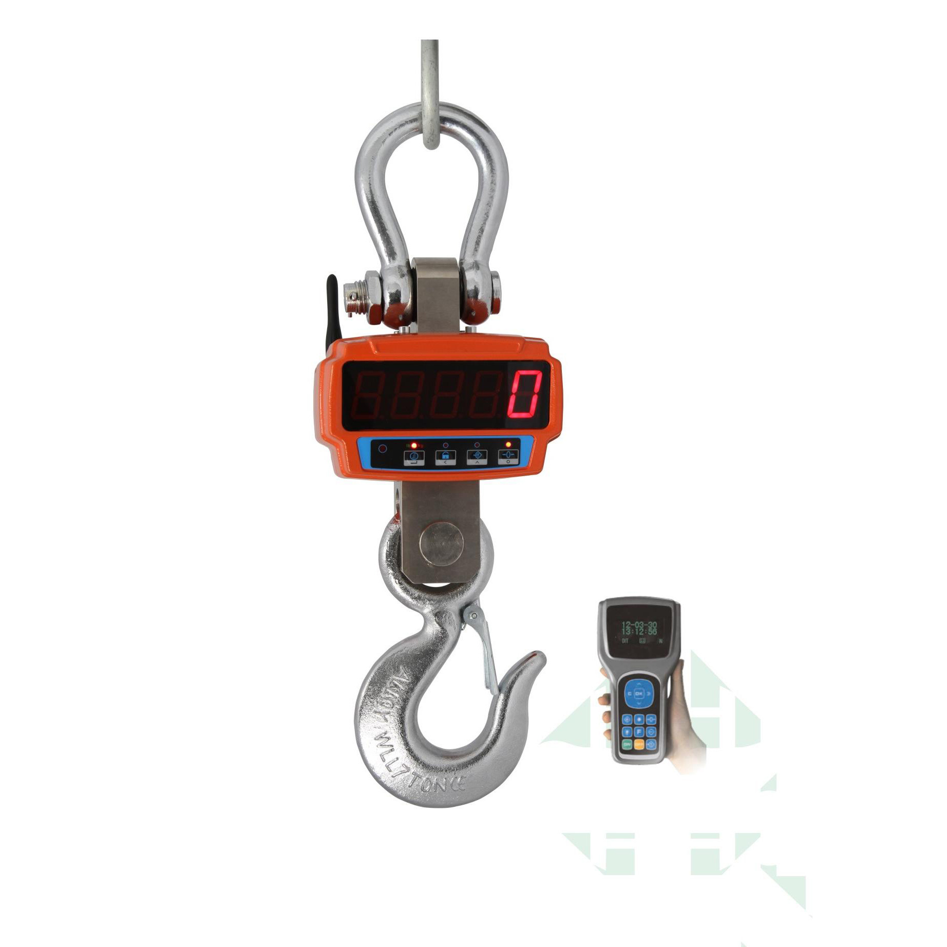 Ce Certificated Digital Crane Scale Xz-Jje Hanging Scale 1000kg
