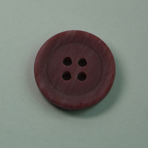 Newest Fashion Design Resin Polyester Plastic Button Environment-Friendly