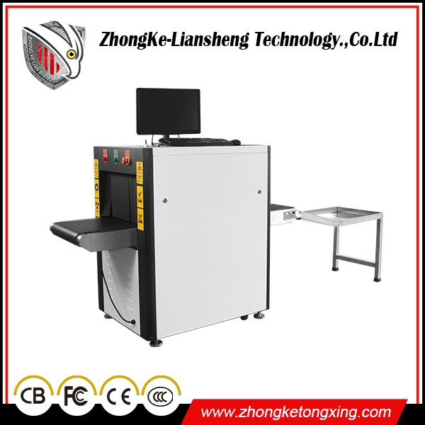 X-ray Cargo Inspection Machine Zk-5030A