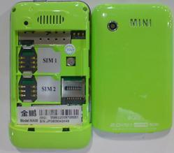 Mini Phone Dual Skate Ka08 Mobile