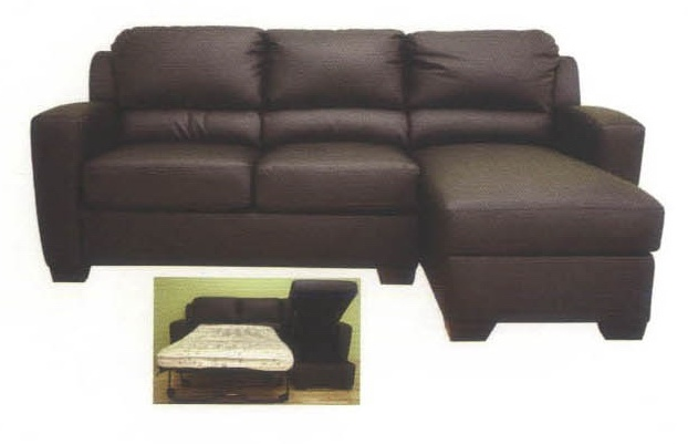 sectional leather sofa with bed and storage es8046 china sofa bed
