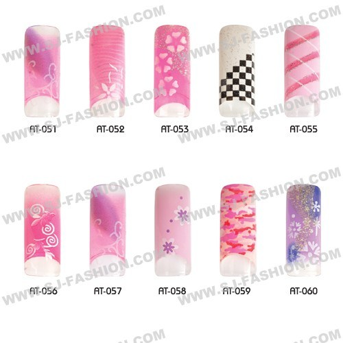 ... Airbrush Tips (AT051-060) - China Nail Art Airbrush Tips, Nail Tips