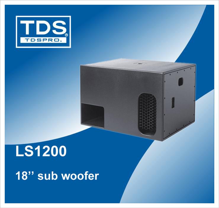 18′′ Subwoofer Speaker Box Ls1200