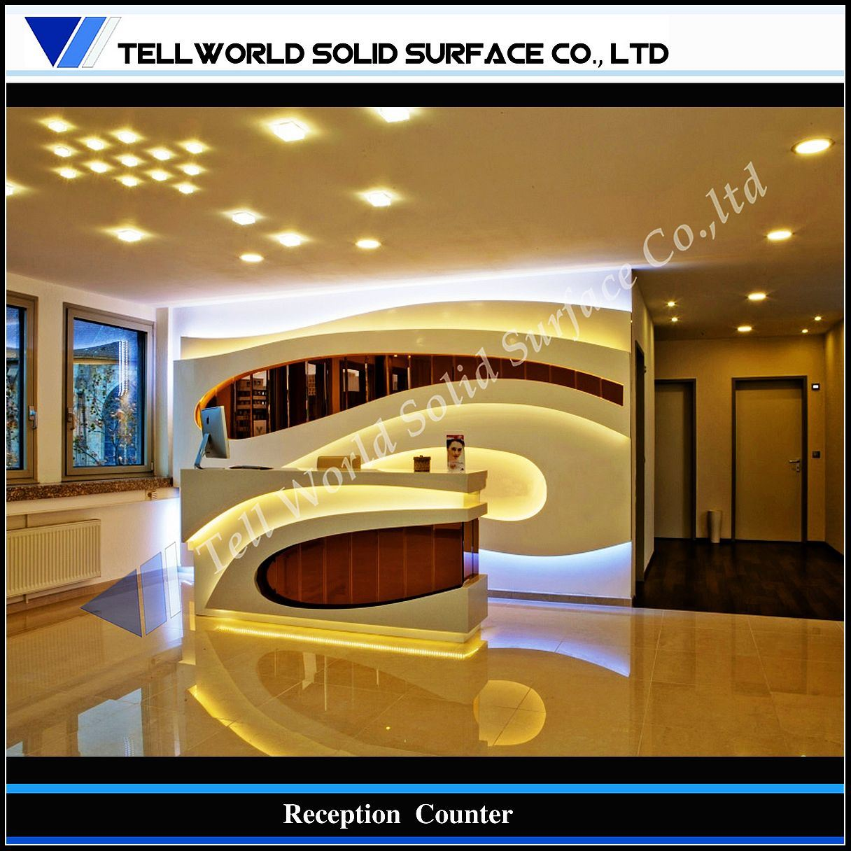 modern unique beauty standing luxury led marble acrylic solid surface reception desk dimensions design tw mart 026 acrylic lighted reception desk reception counter design