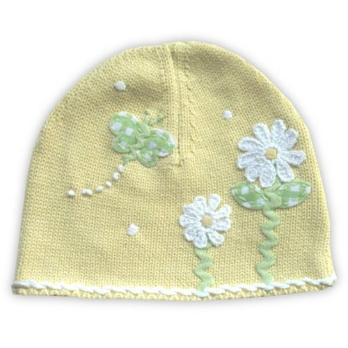 China Sweet Baby Girl Knitted Hat - China Hats, Knitted