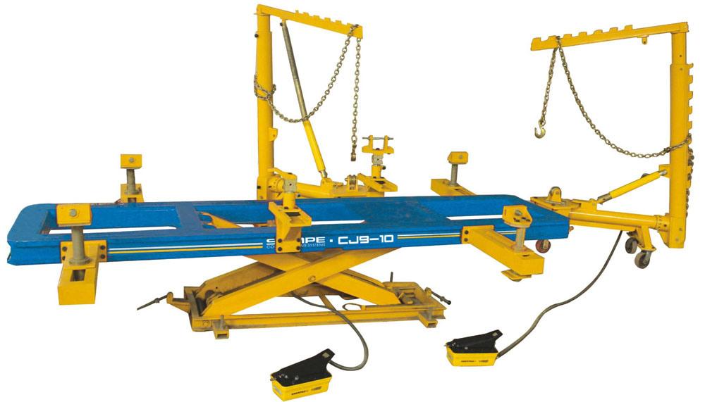 Frame Machine(SAMPE CJ9-10)