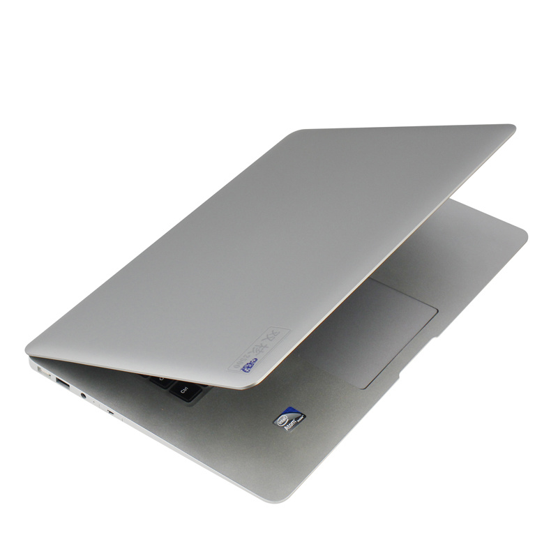 14 Inch Intel Atom Dual Core Mac Air II Ultrathin Laptop (N145)