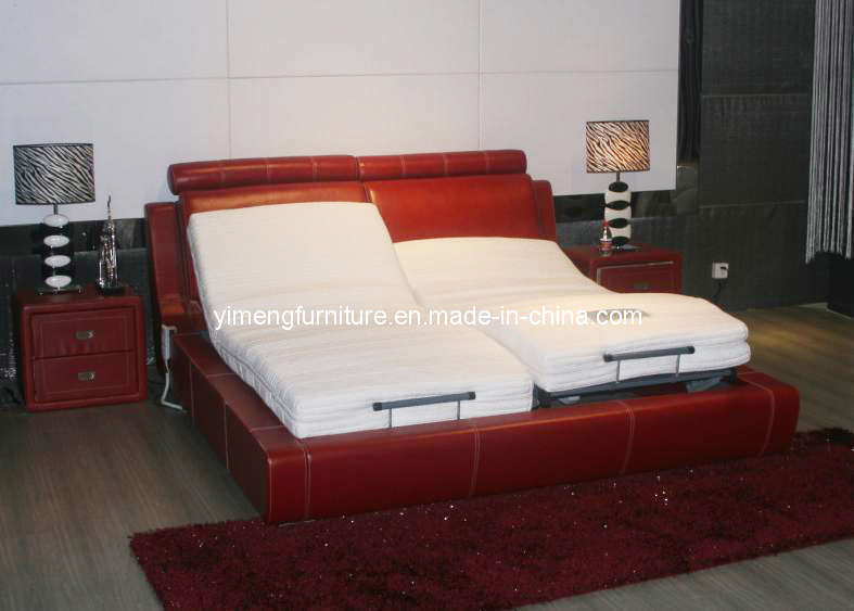 Sofa Bed With Electric Adjustable Bed P 0928 China Sofa Bed