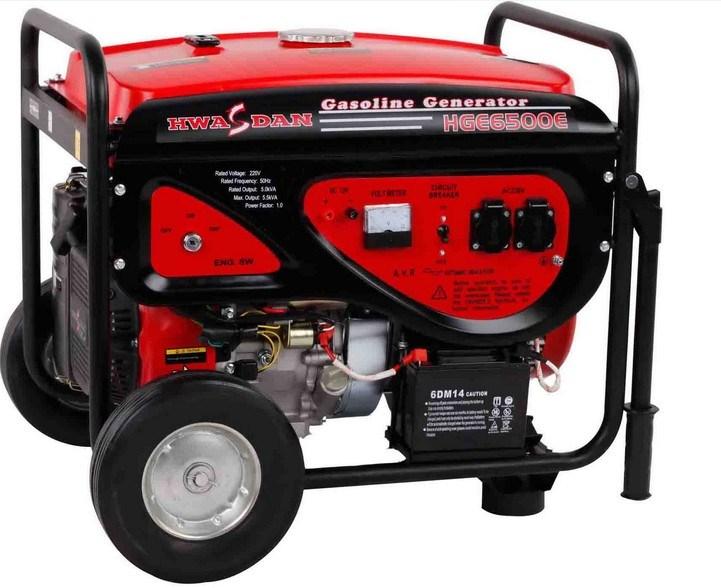 Generator (HGE6500E) , Best Selling Generator