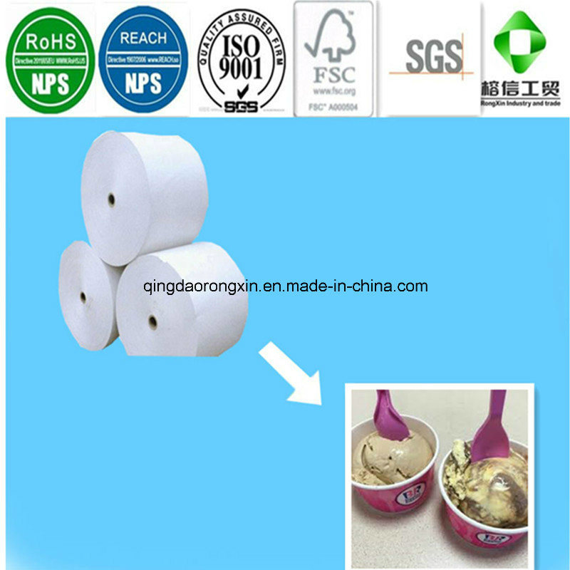 PE Coated Paper for Ice Cream Cup