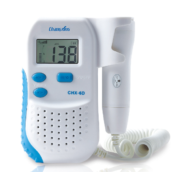 Fetal Doppler,Fetal Monitor (CHX-6D)