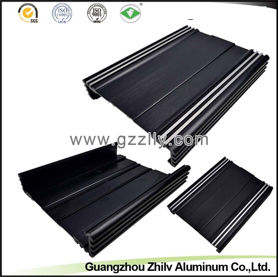Car Parts Aluminum Extrusion Heat Sink