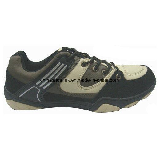 Fashion Men′s Leather Casual&Leisure Shoe