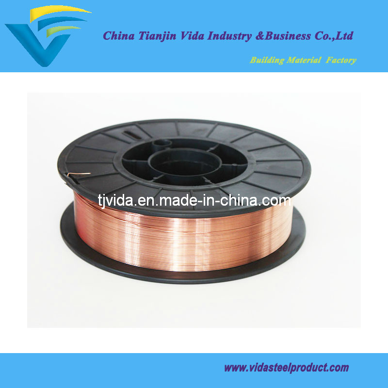 Copper Coated Welding Wire 0.8mm