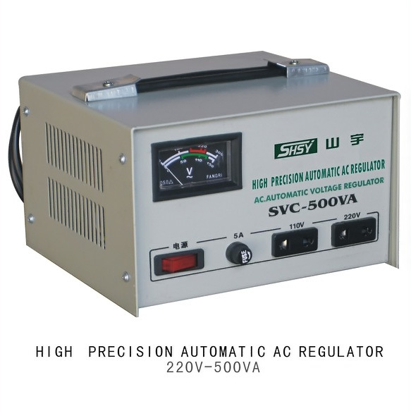 220V Single Phase Voltage regulator/ voltage stabilizer