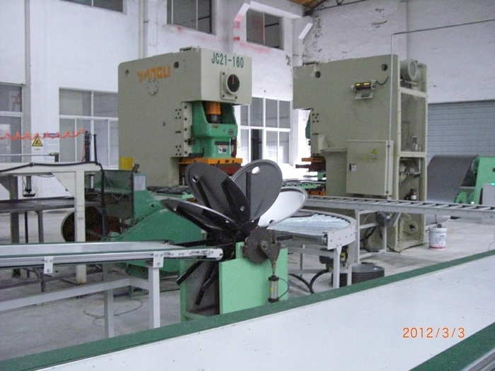 Steel Drum Cover Auto Production Line