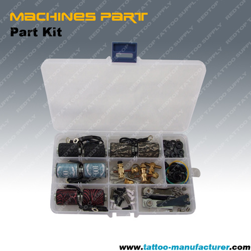 tattoo machine. Tattoo Machine Parts