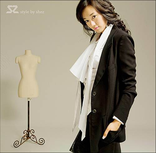 China Western Style Clothing No 3 China Garment Coat