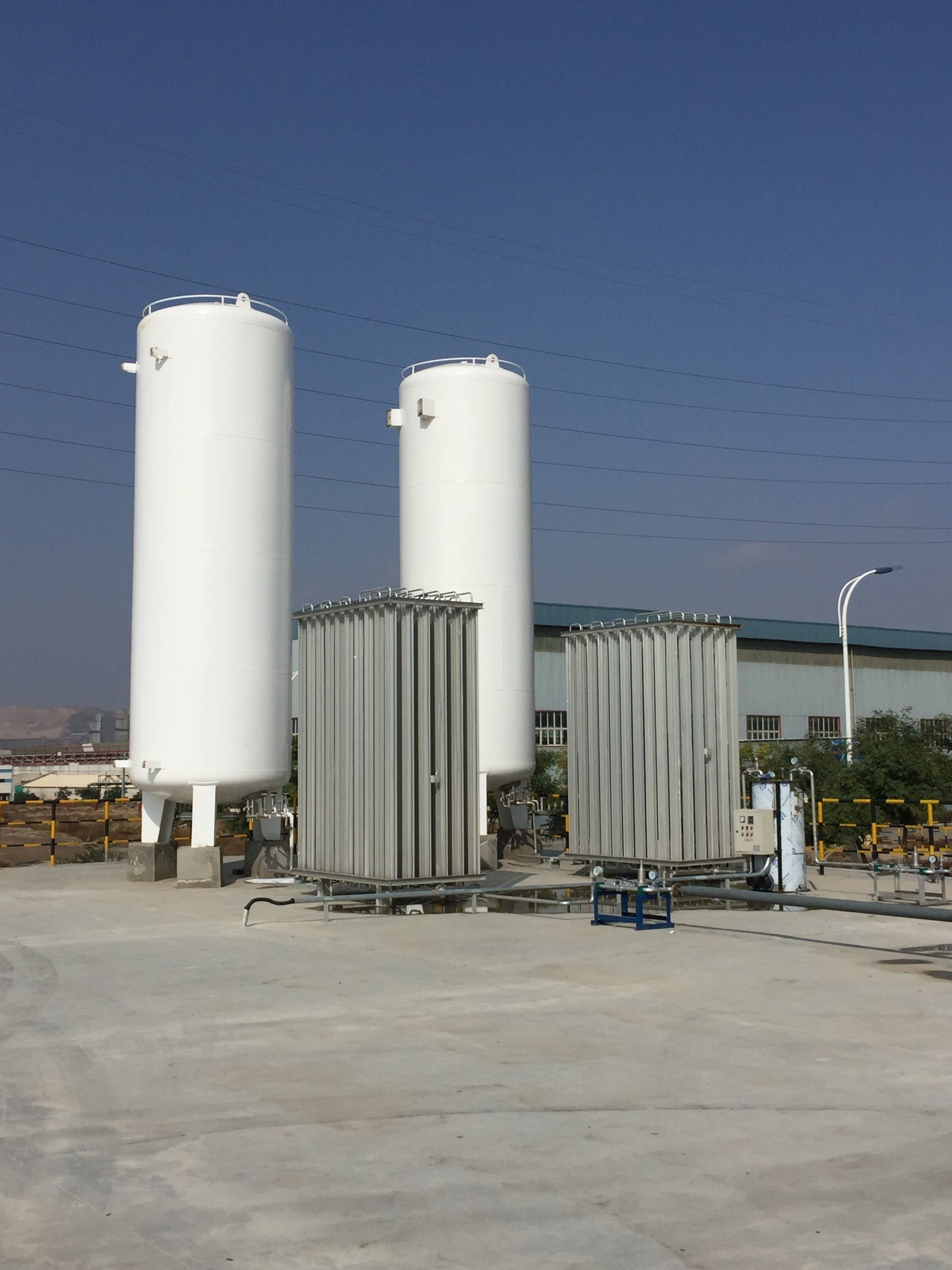Customer Cases for Industrial Gas