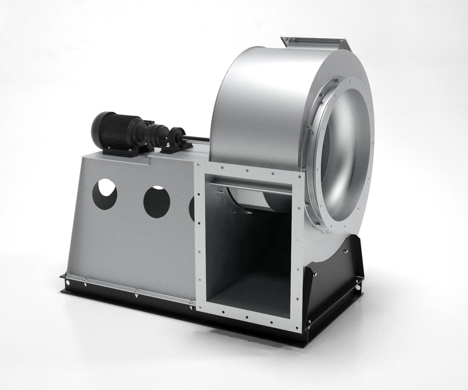 Centrifugal Fan – MEP Ninja