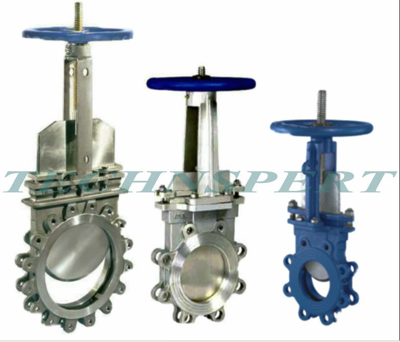 China Manual Knife Gate Valve China Gate Valve Knife
