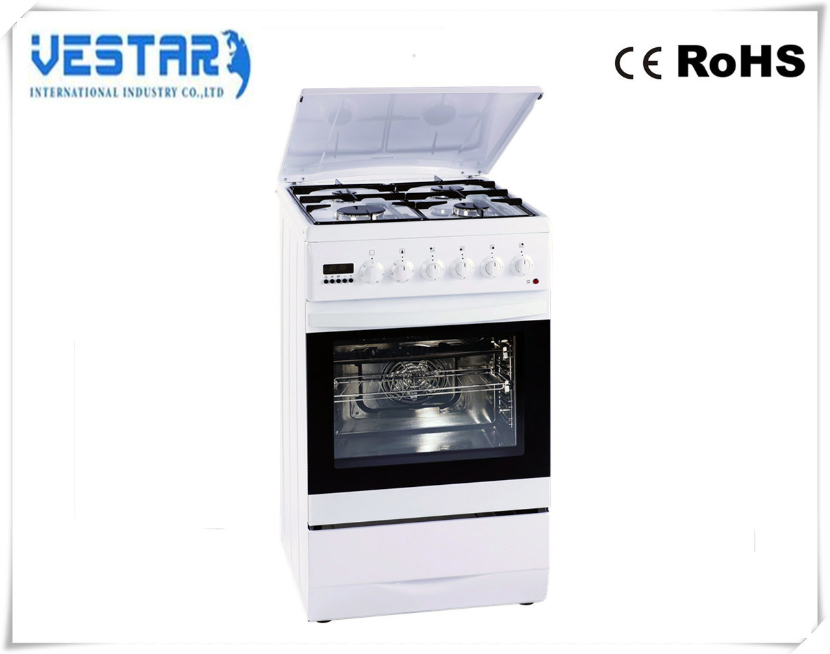 90cm 5 Burners Gas Free Standing Cooker