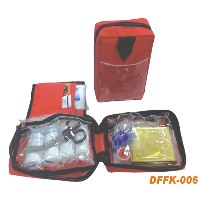 Car First Aid Kit (DFFK-006)