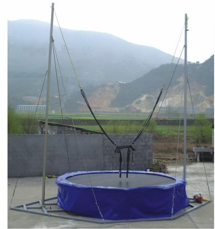 Texas Trampoline carries a wide selection of square and rectangular trampolines for sale including trampoline parts and trampoline safety equipment.