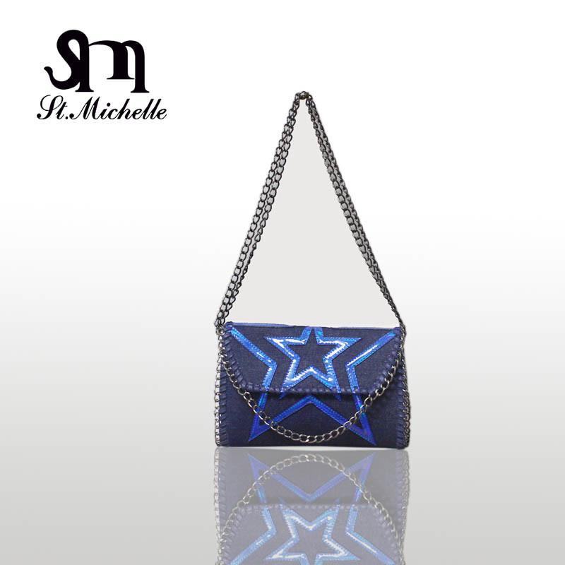 Fancy Star Shoulder Bag