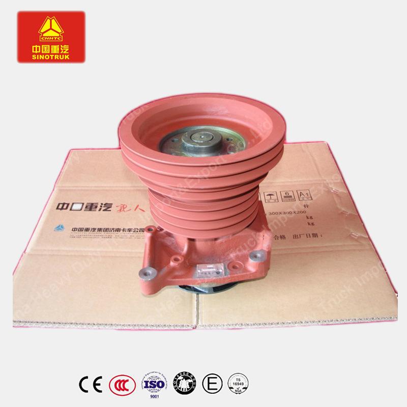Original Sinotruk HOWO Truck Water Pump Parts Wedge (Vg1500060050)