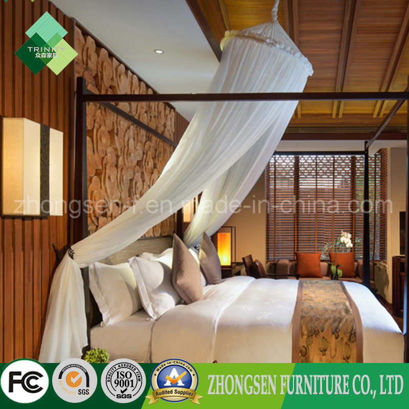 5 Star Hotel Furniture New Model Hotel Bedroom Set (ZSTF-15)