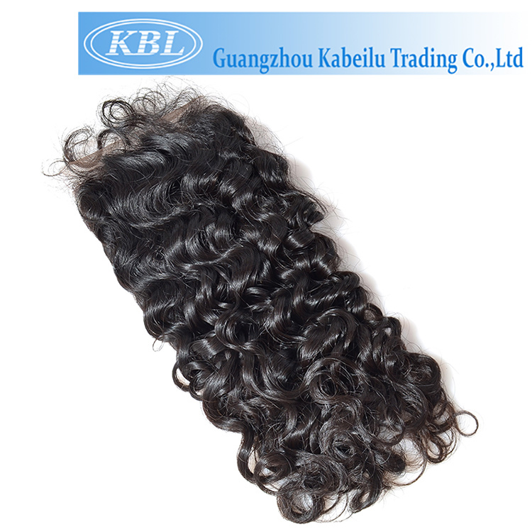 in Stock Wholesale Top Fashion Hair Full Frontal Lace Closure