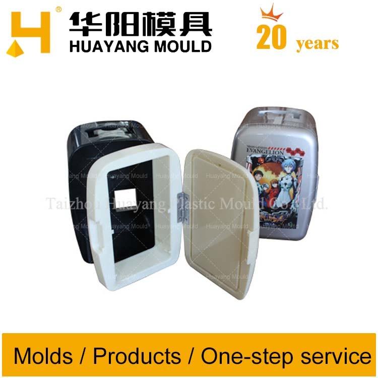 Plastic Small Car Refrigerator Mould