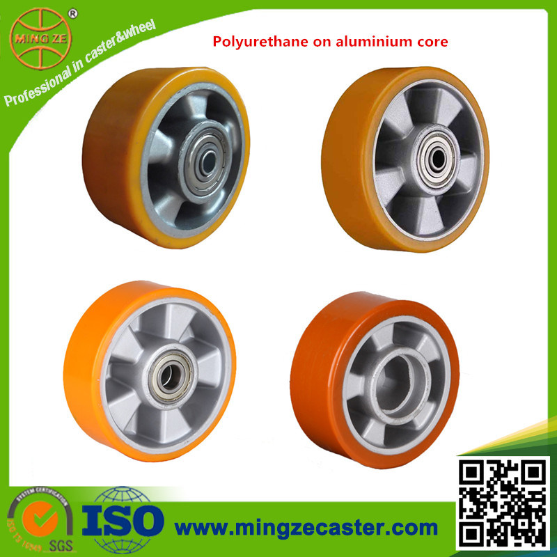 Polyurethane Heavy Duty Caster Wheels