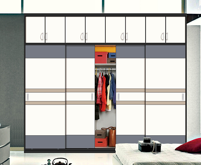 China 2016 latest wardrobe door design customized for Latest door design 2016