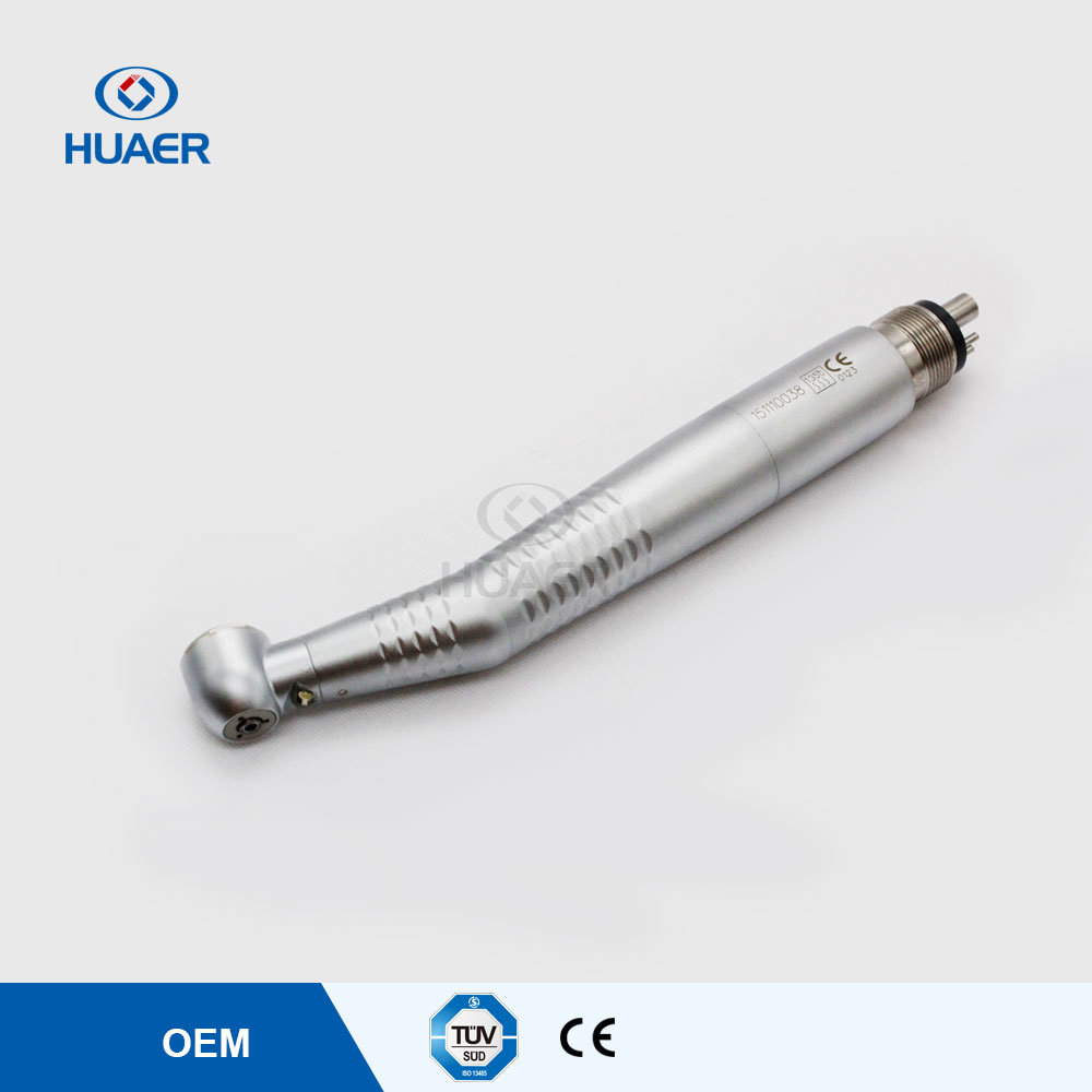 Ce Advanced E-Generator LED High-Speed Dental Handpiece
