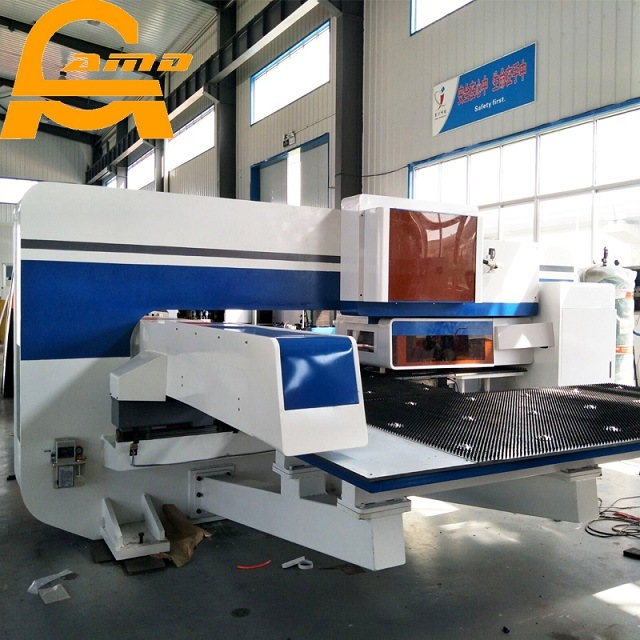 Hydraulic CNC Punching Machine for Sheet Metal Price