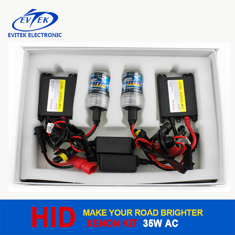 AC 35W HID Xenon Kit 9004 Xenon (slim ballast) HID Lighting Kits