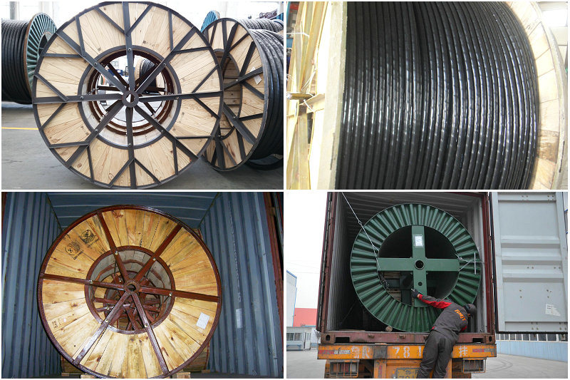 0.6/1kv Copper Conductor PVC Insulation Power Cable
