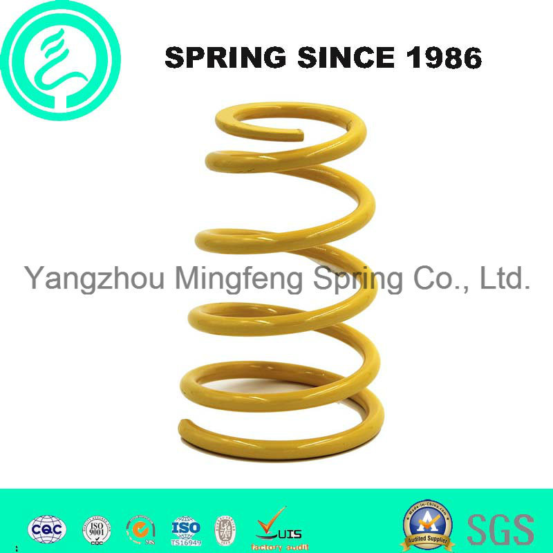 Compression Spring Variable Pitch Cylindrically Helical Spring Automobile Suspension Spring