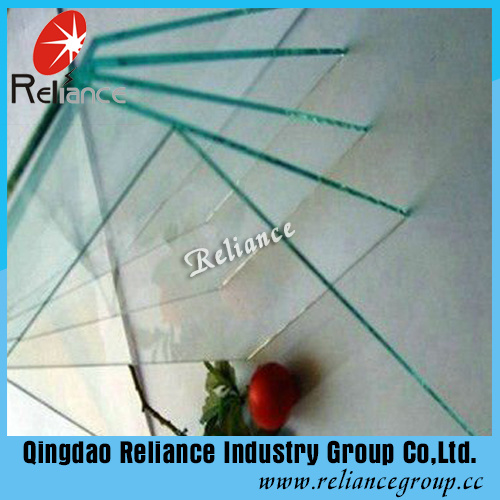 1.3-1.8mm Clear Sheet Glass/Glass Photo Frame/Clear Clock Cover Sheet Glass