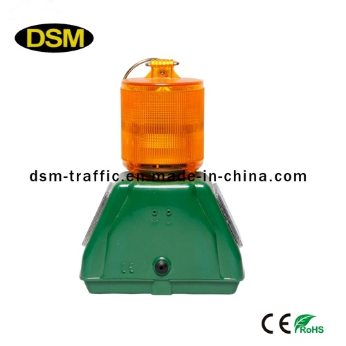 Solar Warning Light for Traffic (DSM-14T)