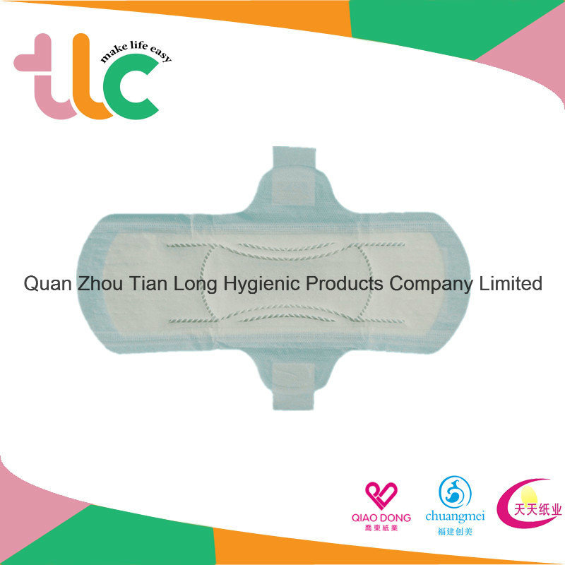 New Products Female Napkin Super Absorbent Cotton Sanitary Napkin
