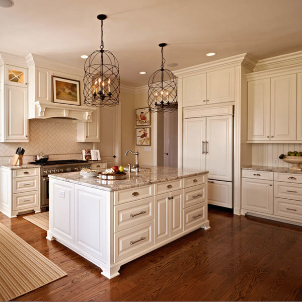 China Ritz Factory Direct Sale Fiber Kitchen Cabinet Photos Pictures Made In